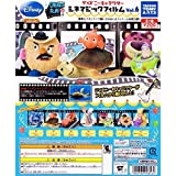Disney Character Cinema Magic Film Gacha TakaraTomy Arts seven Complete Set