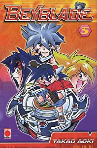 Beyblade Edition simple Tome 5