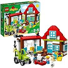 LEGO DUPLO Town - Lego Aventuras en la granja, única (10869)