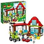 LEGO 10869 DUPLO Town Visitiamo la fattoria LEGO