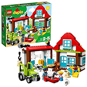 LEGO Duplo - Visitiamo la Fattoria, 10869  LEGO