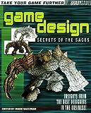 Game Design: Secrets of the Sages Guide
