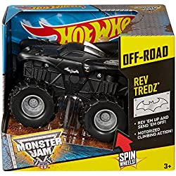 Hot Wheels Monster Jam Rev Tredz Batman Truck by Hot Wheels