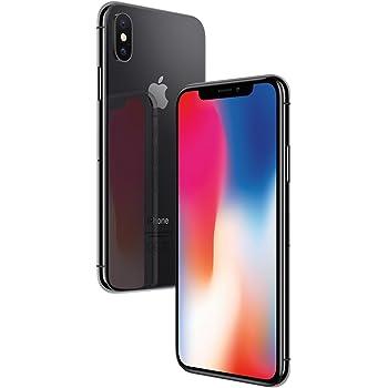 Apple iPhone X 64 GB SIM-Free Smartphone - Space Grey