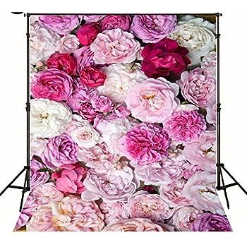 5 x 2,1 weiß blau und pink 3D Rose: Amazon.de: Kamera
