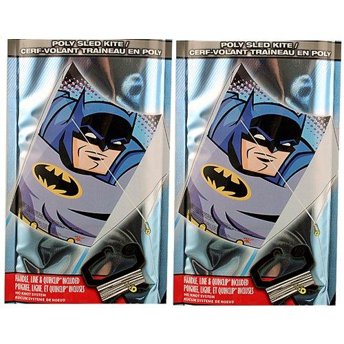 Batman Poly Sled Kite [2-Pack]