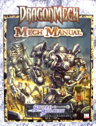 Dragonmech Mech Manual -