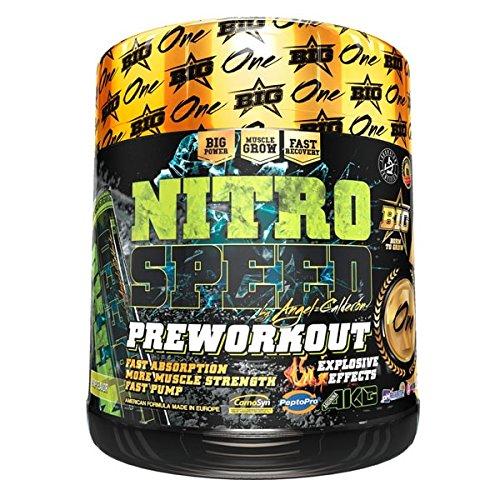 Big Nitro Speed - 350 gr Pump Flavor