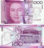 Gibraltar - 2011 £100 Sammlerbanknoten (Unzirkuliert)