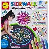Alex Toys 315S Artist Studio Sidewalk Mandala Sweet Stuff Craft