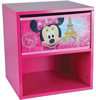 Minnie Mouse Meuble De Rangement Pour Chambre D Enfant Avec 6 Bacs Amazon Fr Cuisine Maison