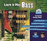 Learn to Play Bass: CD-ROM Jewel Case