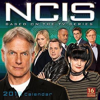 NCIS 2018 Calendar: Based on the TV Series