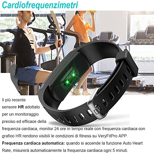 Zoom IMG-2 willful fitness activity tracker braccialetto