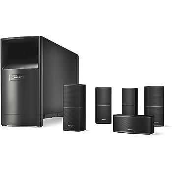 Bose® Acoustimass® 10 Series V système d'enceintes home cinema - Noir
