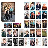 #4: Climberty Kpop BTS Bangtan Boys [Love Yourself 承 'HER' ] Photo Postcard Lomo Cards Set Gift for A.R.M.Y