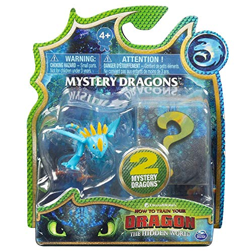 Dragons DreamWorks Come addestrare Il Tuo Drago Mystery Stormfly