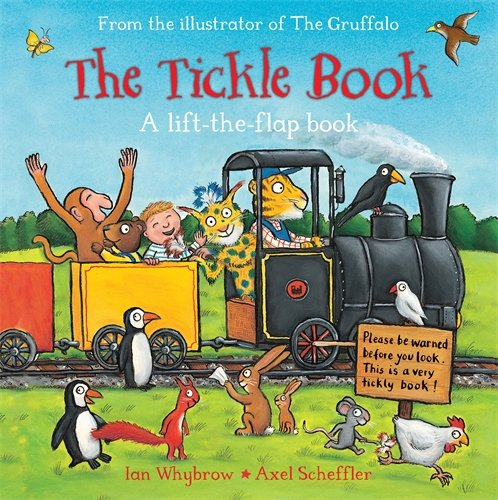 The Tickle Book (Tom and Bear) thumbnail