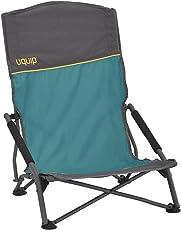 Uquip Strandstuhl Sandy XL - Bequemer Klappstuhl mit Extra hoher Rückenlehne
