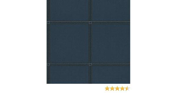 Cr/éation Papier peint intiss/é Around The World bleu grisaille 10,05 m x 0,53 m 304174 A.S