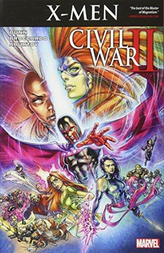 Civil War Ii: X-men por Cullen Bunn
