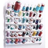 Garnrollenhalter für 60 Spulen - geeignet für alle Spulengrößen