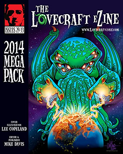 lovecraft-ezine-megapack-2014-issues-29-through-33-english-edition