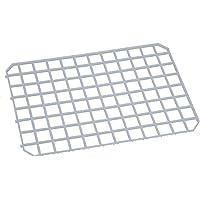 Westmark 64302250 Set de Tapis égouttoir à Verres 4 pièces en PP Blanc, 31,4 x 21 x 1,9 cm