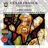 Joris Verdin: Pièces Posthumes (Audio CD)