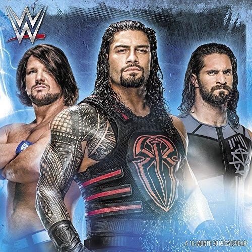 WWE Wandkalender (2019)