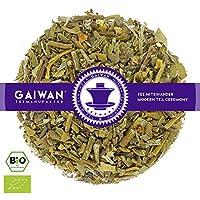 """N° 1196: Thé aux herbes bio""""Gui"""" - feuilles de thé issu de l'agriculture biologique - 100 g - GAIWAN GERMANY - gui de Allemagne"""