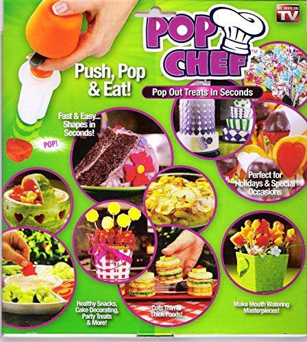 Collections Etc Pop Chef Just Push, Pop And Create