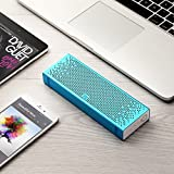 Xiaomi Mi Bluetooth Speaker Stereo Wireless Mini Portable Bluetooth Speakers Music MP3 Player Support Handsfree TF Card (Blue) …