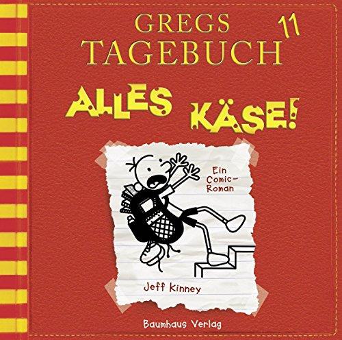 Preisvergleich Produktbild Gregs Tagebuch 11 - Alles Käse!