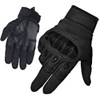 Men's Full Finger Outdoor Sports Working Gloves Camping Hiking Bike Cycling Climbing Cross Country Motorcycle Skiing…