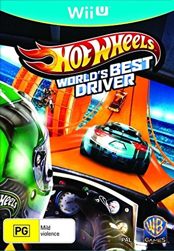 Hot Wheels: World's Best Driver (nintendo Wii U)