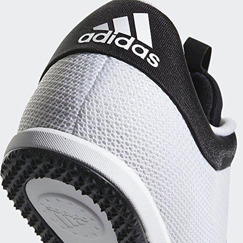 adidas Jumpstar Track and Field Spitzen - SS18 Schwarz (Cblack/Ftwwht/Ftwwht Cblack/Ftwwht/Ftwwht)