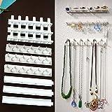 Joyas-collar-pendientes-pantalla-organizar-colgar-soporte-gancho-de-almacenamiento-Rack