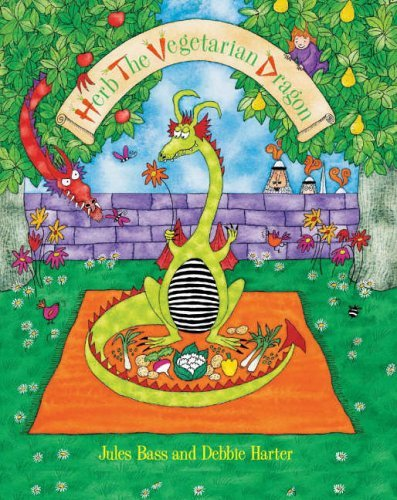 Herb, the Vegetarian Dragon by Jules Bass (Illustrated, 1 Nov 2005) Paperback