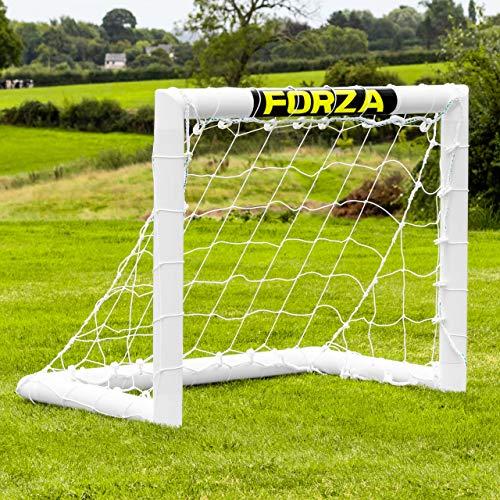 FORZA - wetterfestes Kinder Fußballtor, 0,9 x 0,75 m thumbnail