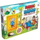 Babar - Les aventures de Badou - Amis pour la vie - Coffret 2 DVD + figurine