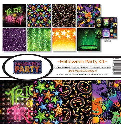 Collection Kit, Halloween Party ()