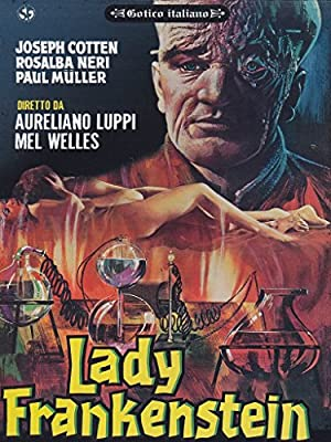 Lady Frankenstein [IT Import]