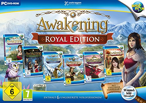 Awakening™: Royal Edition Big Fish Pc-spiele