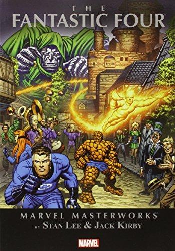 Marvel Masterworks: The Fantastic Four - Volume 9 by Stan Lee (2013-06-04) par Stan Lee