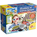 Lisciani Giochi - F42272 - Jeu Scientifique - Illusions et Sciences Optiques