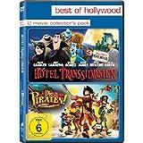 Best of Hollywood - 2 Movie Collector's Pack: Hotel Transsilvanien / Die Piraten - Ein ...