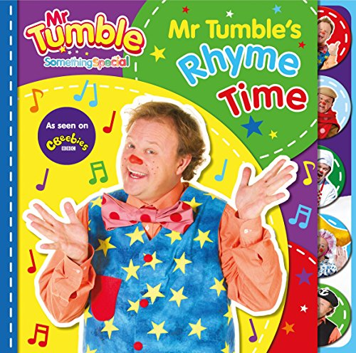 Image of Something Special: Mr Tumble's Rhyme Time