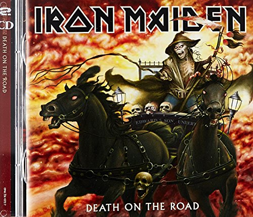 Iron Maiden: Death on the Road (Live) (Audio CD)