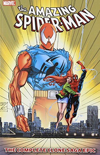 SpiderMan: The Real Clone Saga (Spider-Man (Marvel)) by Tom Defalco Howard Mackie (5-Jan-2011) Paperback